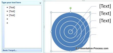 Get Five Circular rings