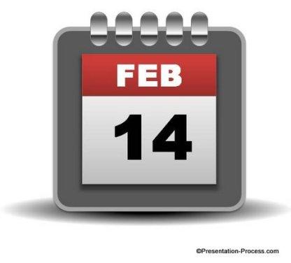 Final Calendar in Power Point