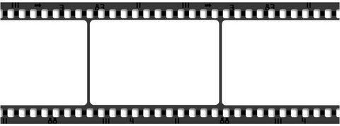Filmstrip Timeline Template