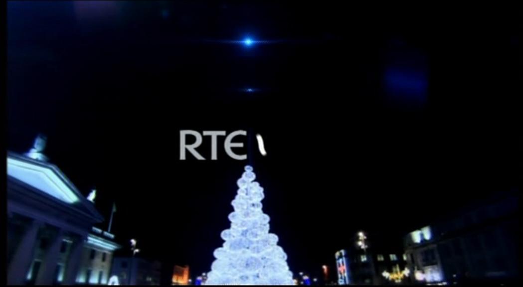RT One Christmas 2014 Amp 2015 Idents Amp Presentation