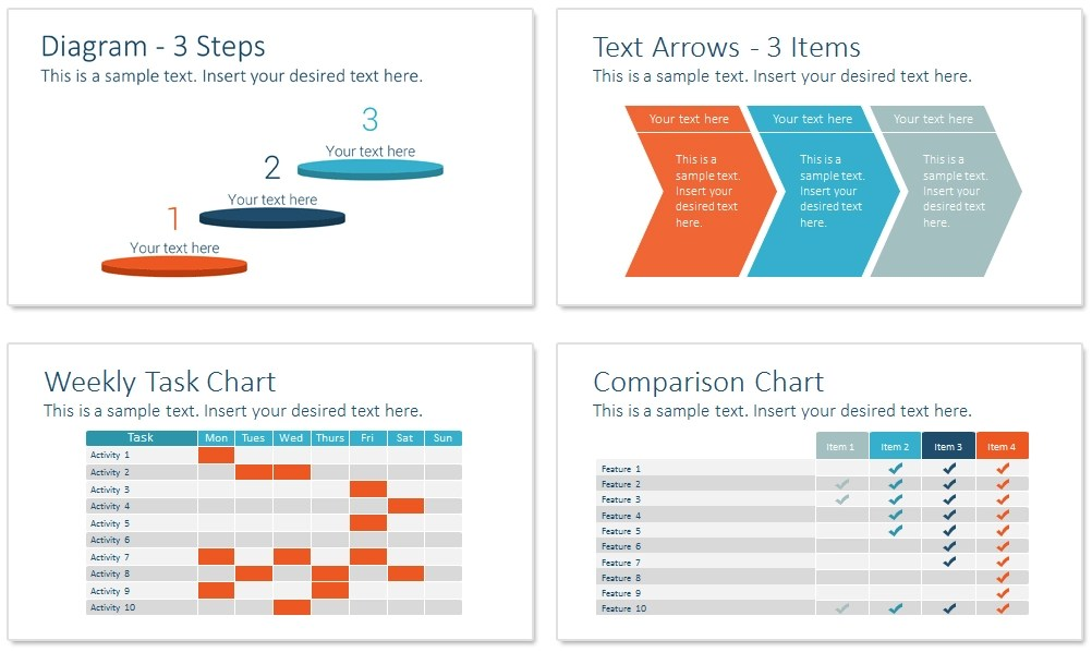 Career PowerPoint Template PresentationDeck Com