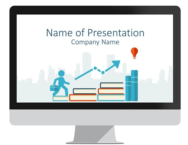 Career PowerPoint Template  PresentationDeckcom