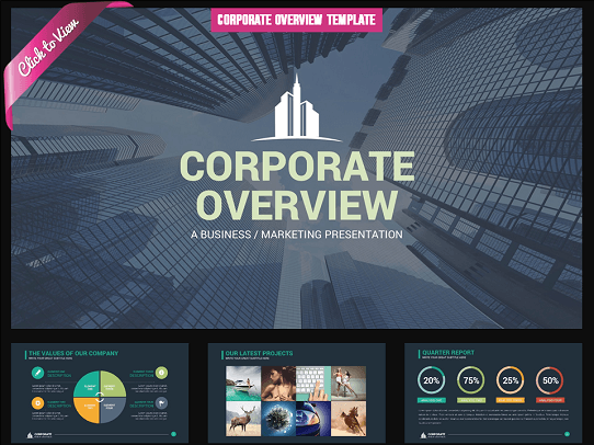 10 Professional PowerPoint Templates You'll Think Are Cool