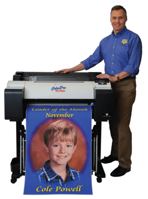 poster printers for schools