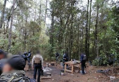 Capturan a 21 personas con drogas en Michoacán