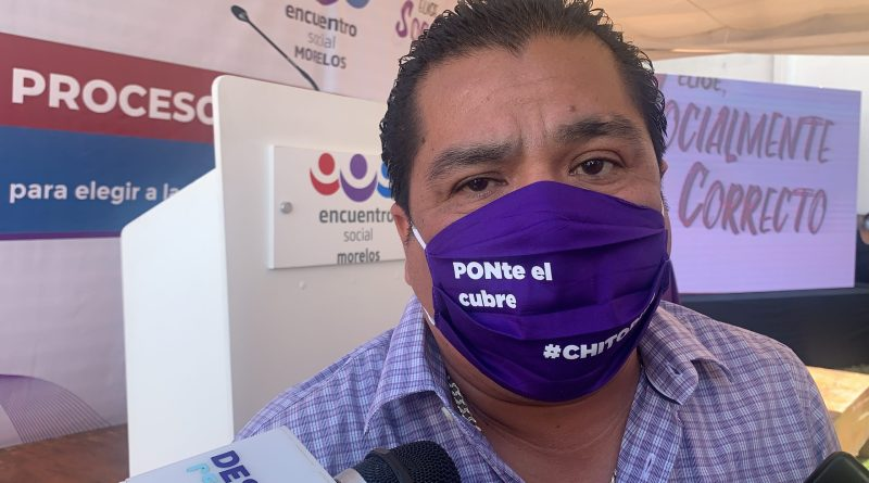 Prevén diputados discutir desafuero de Zapotitla en periodo extraordinario