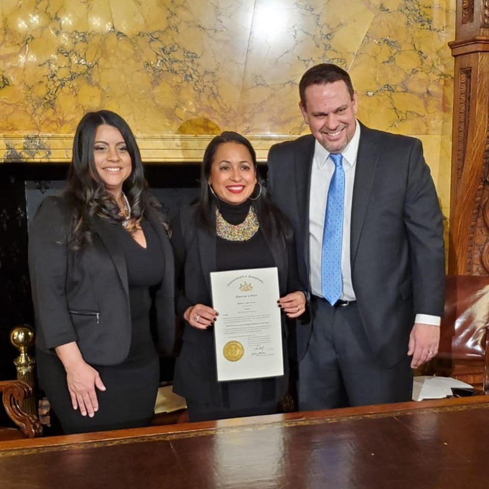 Mónica Ruiz se une a la Comisión Asesora para Asuntos Latinos del Gdor. Wolf