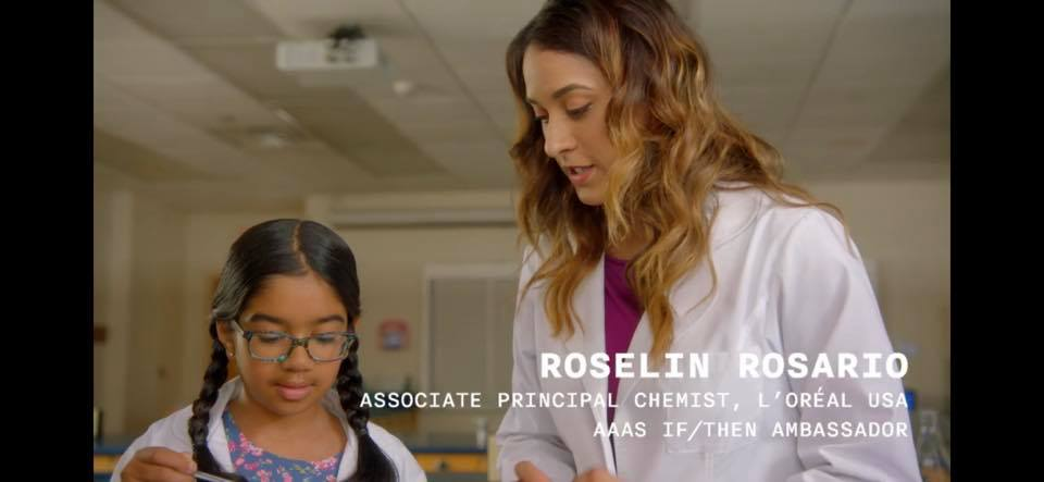 L'Oreal Chemist Dr. Rosario-Meléndez Featured in Science Center's Women in STEM Series