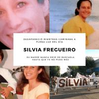 Silvia Fregueiro - Desapareció dos días antes de Navidad