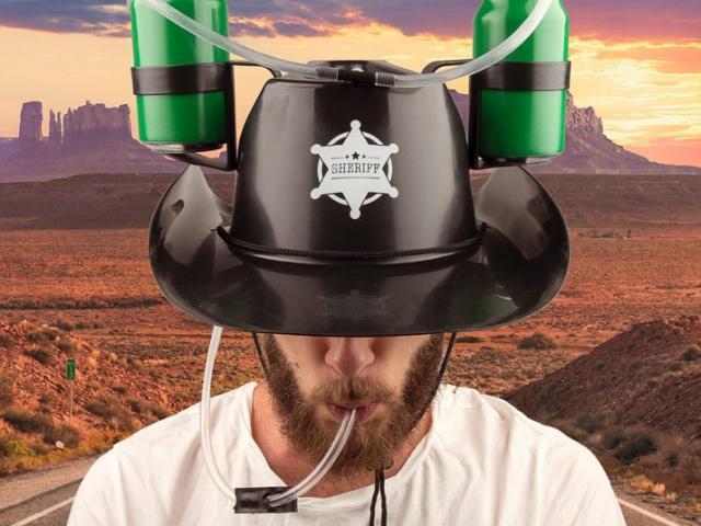 Beer Sheriff Ölhatt Image