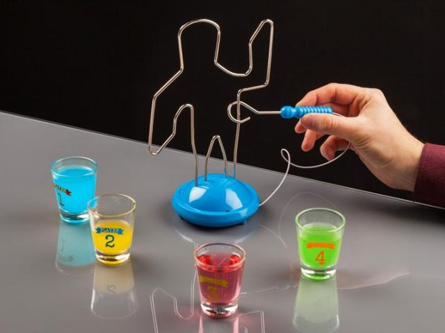 Buzz Wire Shot Drinkspel Image