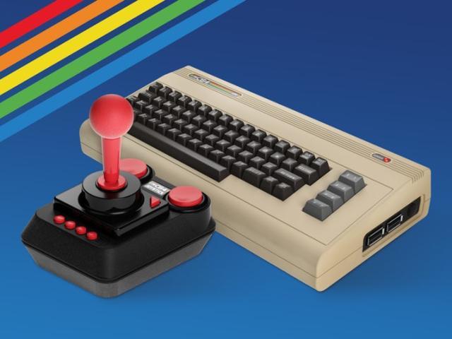 C64 Mini Spelkonsol Image