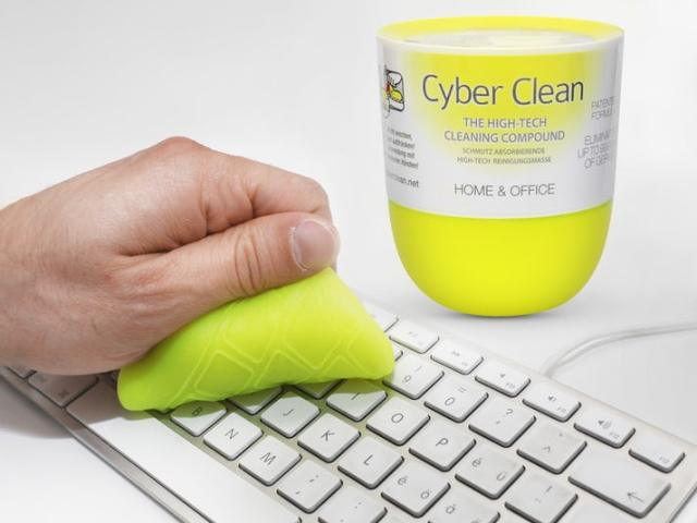 Cyber Clean Image