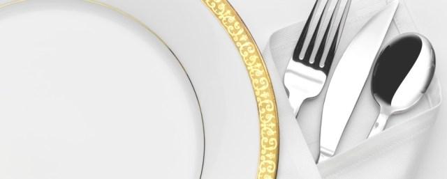 Middag med guldkant för två Image