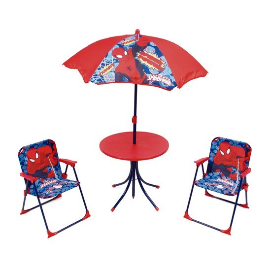 Camping Set Spider Man Image