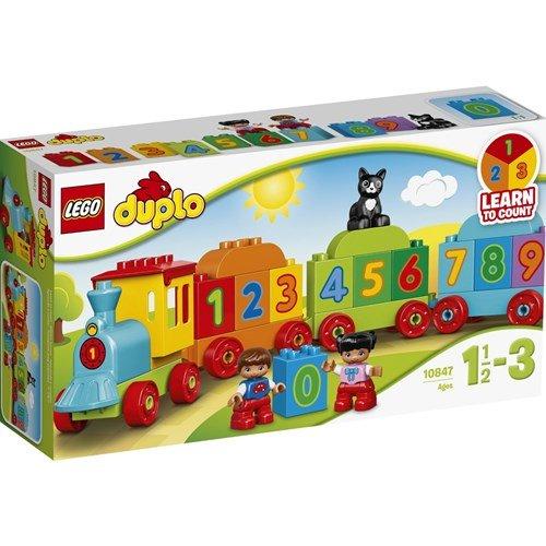 LEGO® DUPLO® Siffertåg Image