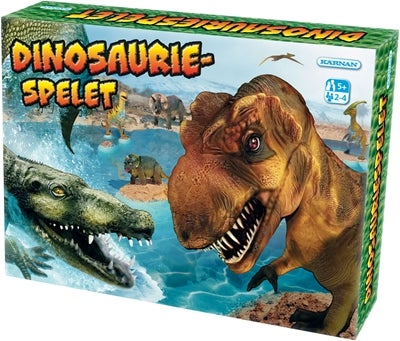 Kärnan Dinosauriespelet Image