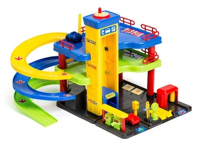 Redbox Parkeringsgarage & Servicestation Image