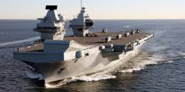 Picture Of HMS Queen Elizabeth