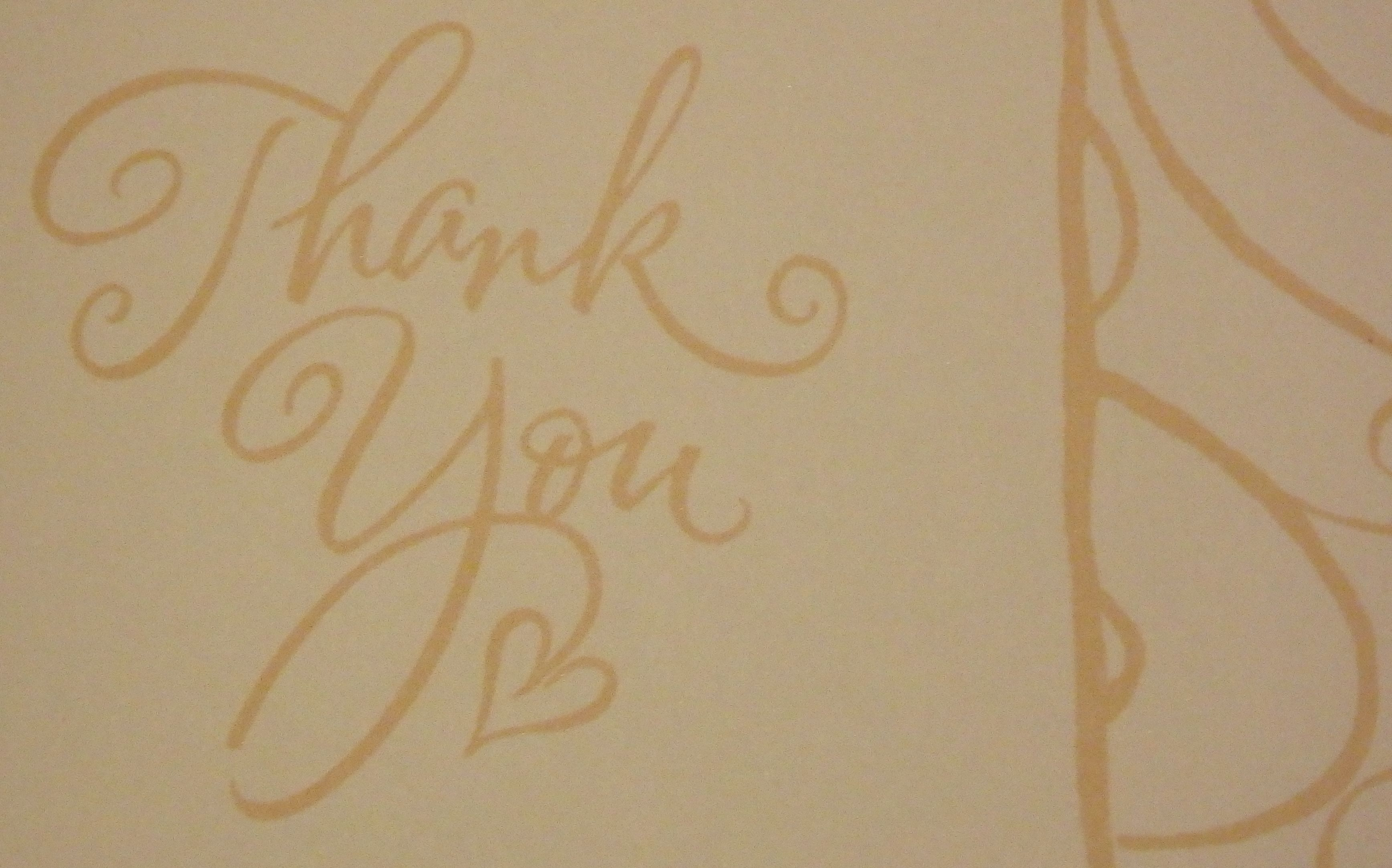 How To Write (And Not Write) A Thank You Note