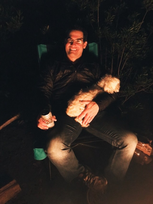 fireside-camping-dog