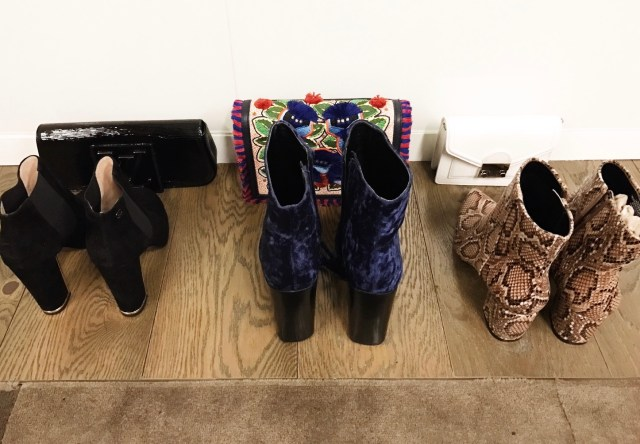 shoes-bags-outfit change