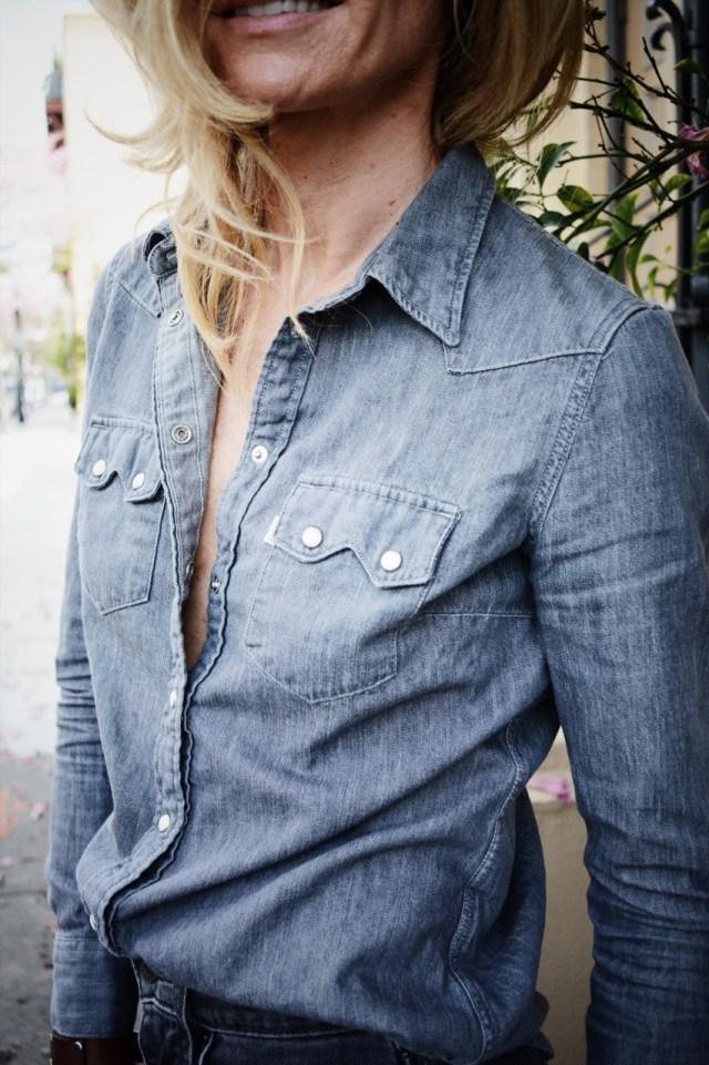 grey-denim-shirt
