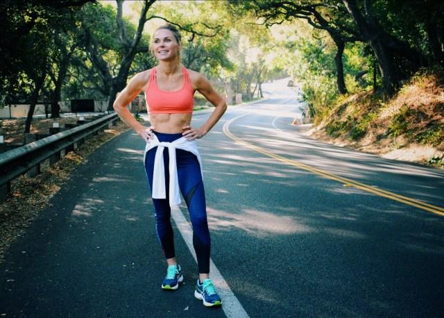 running bra, athleta
