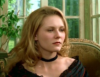 Lover's Prayer: Kirsten Dunst Wearing a Choker