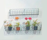 Decorating  Wire Window Boxes