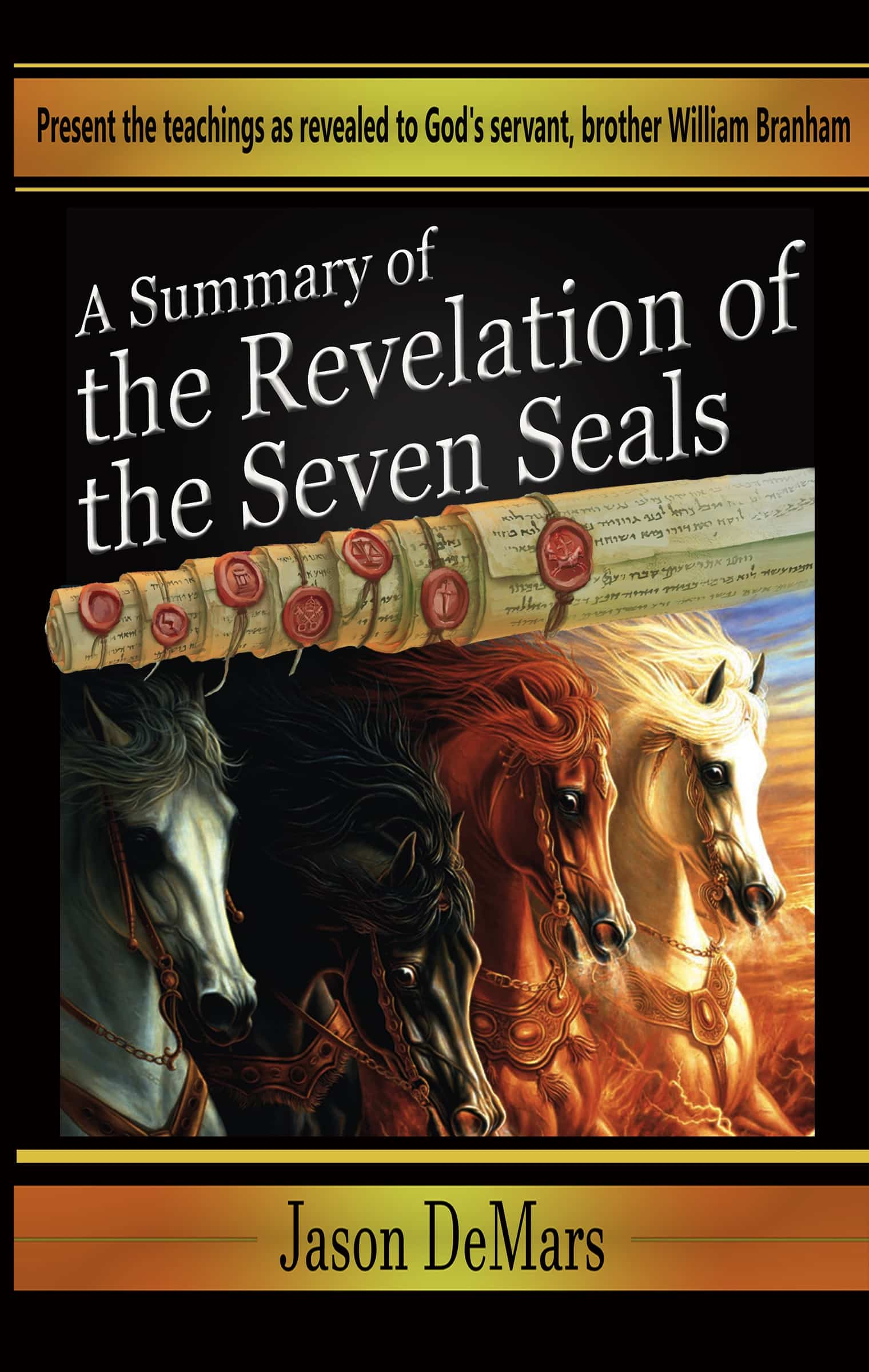 The Seven Thunders:The Unveiling of Revelation 10:4