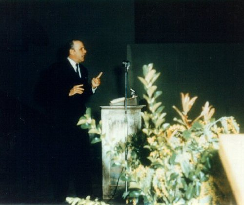 william branham predestination