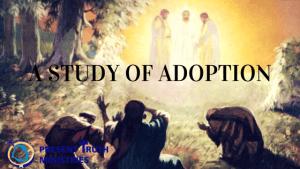 A Study of Adoption