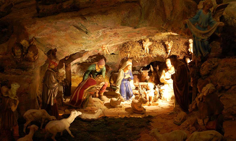 Presepio Scaldaferro  Visita al Presepe Biblico di Scaldaferro