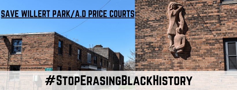 Save Willert Park Courts/AD Price Courts
