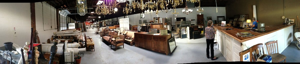 Preservation Greensboro Architectural Salvage