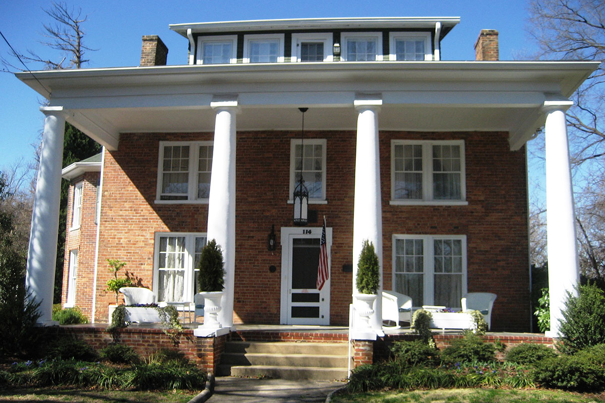 Bumpass Troy House