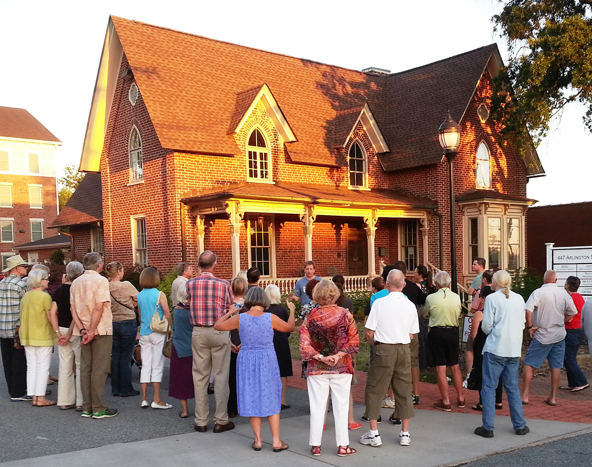 Member Benefits - Join Preservation Greensboro