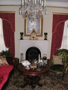 Foust House Interior