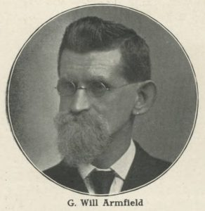 G. Will Armfield, 1910
