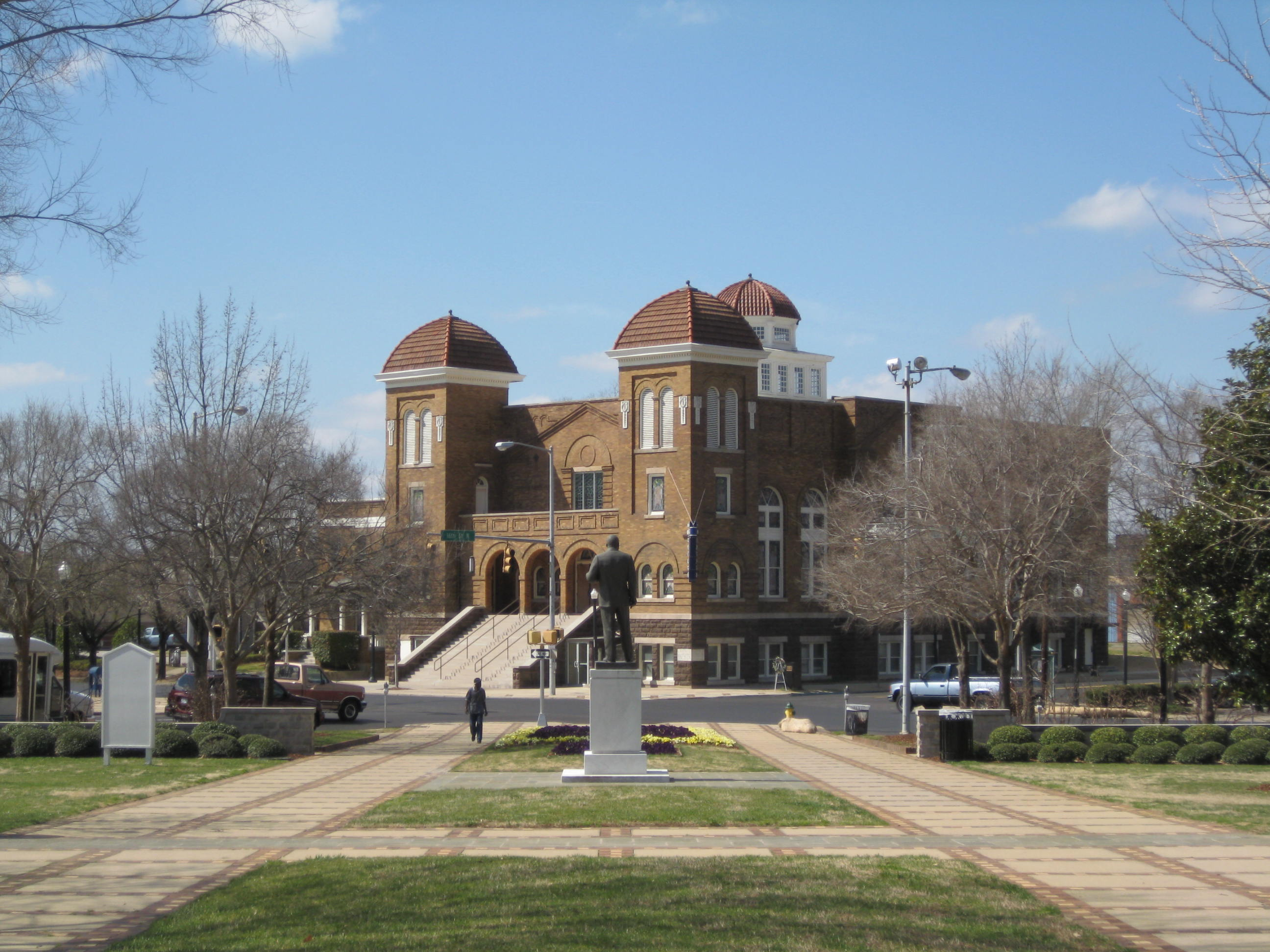 16th Street Baptist Church in Birmingham, AL