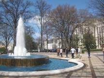 Linn Park Birmingham Alabama