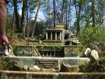 Alabama #7 Ave Maria Grotto Preservation In Pink