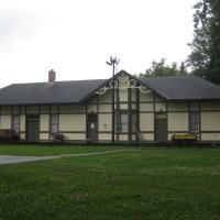 Swanton Railroad Depot Museum