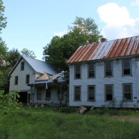 Abandoned Vermont: Weathersfield House
