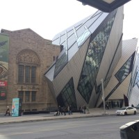 ROM: A Museum Addition with Much To Say