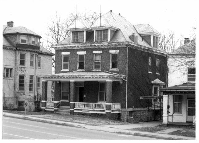 William H. & Mary I. Kolkmeyer House at 211 West McCarty Street