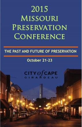 2015 Program cover