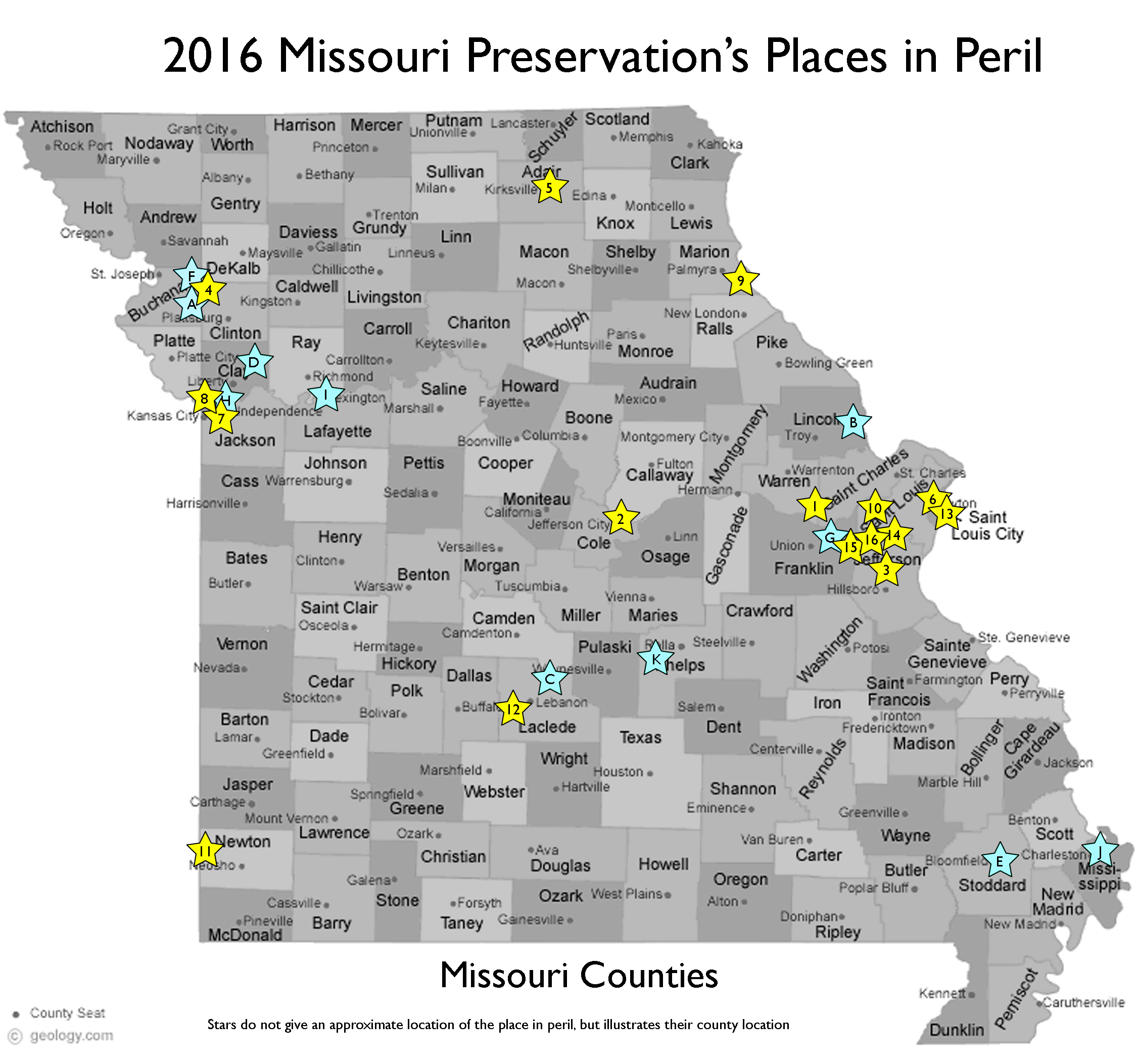 Places in Peril 2016 – The Missouri Alliance for Historic Preservation