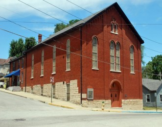 8th and Center Baptist Church